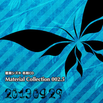 Material Collection 002.5